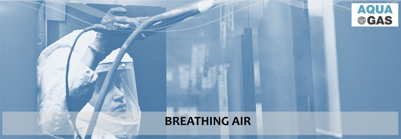 breathing air