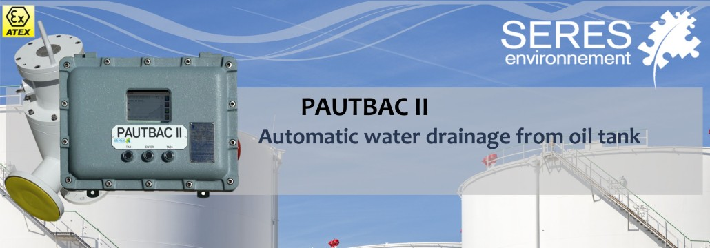 automatic tank dewatering system