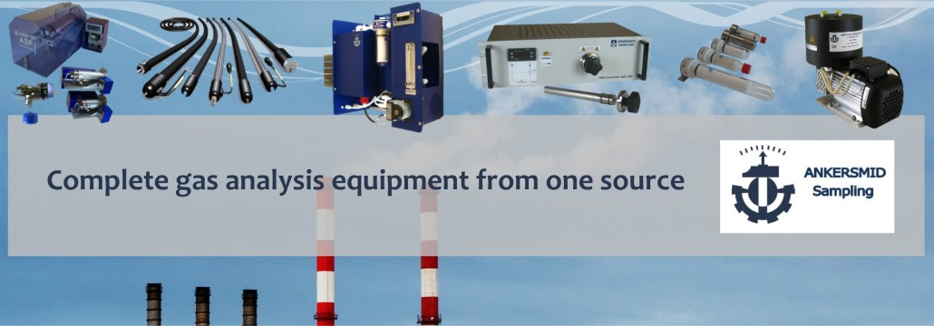complete gas analysis equipment from one source