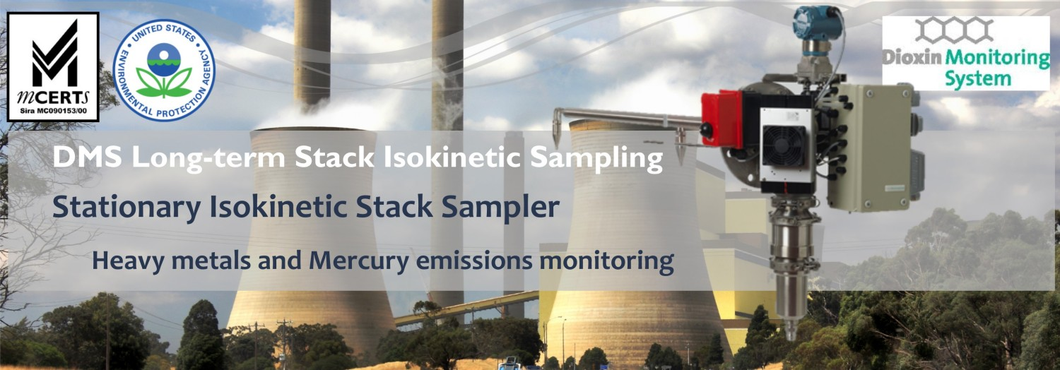 Isokinetic Sampling Systems Long Term Emissions