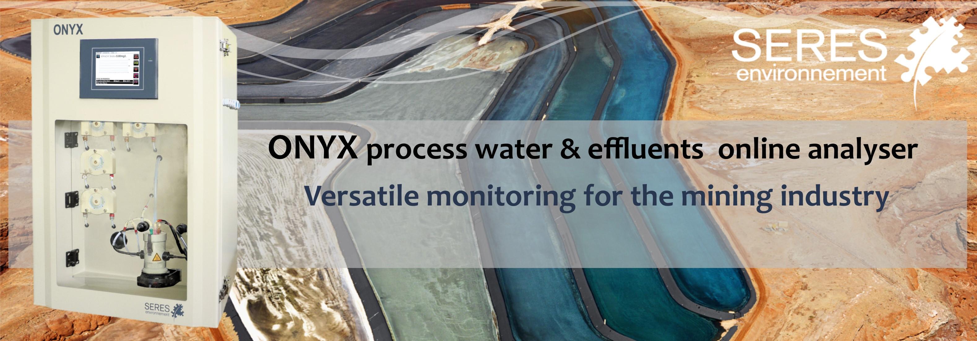 mining water analyser