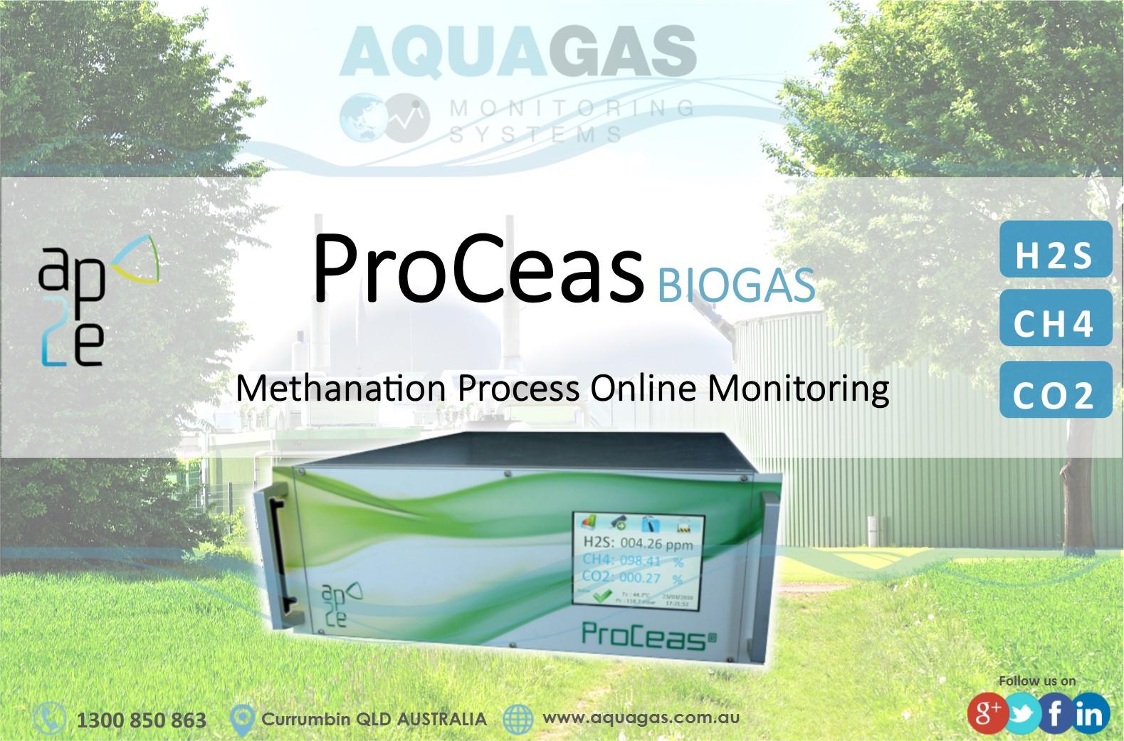 AP2e ProCeas BioGas