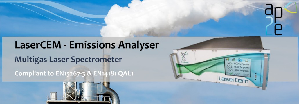 LaserCEM-Continuous Emissions Monitoring - online analyser- australia