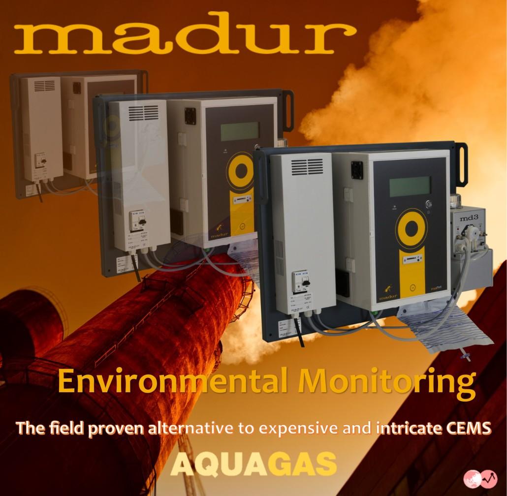 AquaGas Multigas CEMS