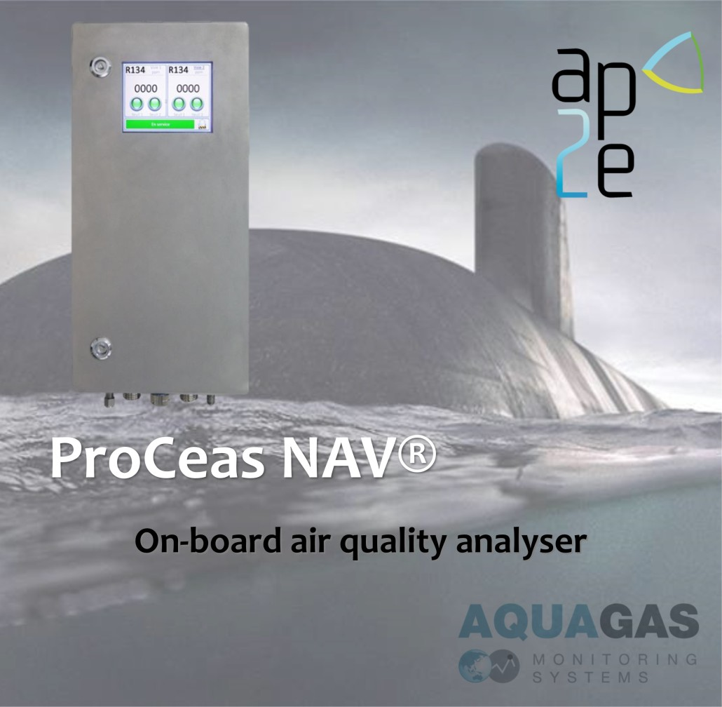 ProCeasNAV-Onboard-air-quality-analyser
