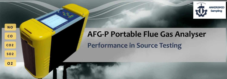 Portable Gas Sampling System Aquagas Pty Ltd Australia