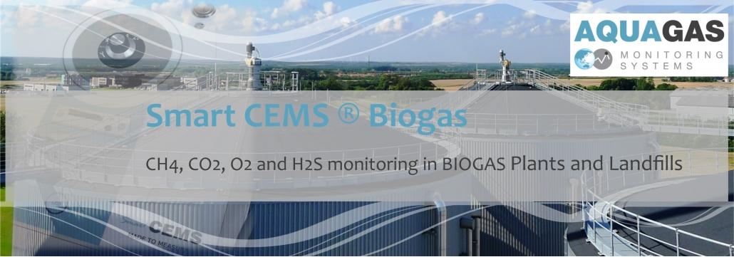 SmartCEMS Biogas